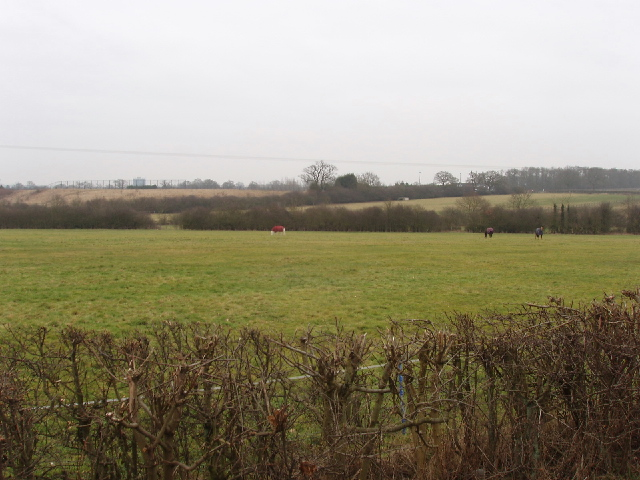 Fields near Elstree