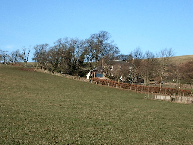 West Mains Farm, Dunnichen.