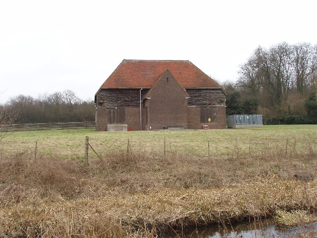 Wall Hall Pumping Station