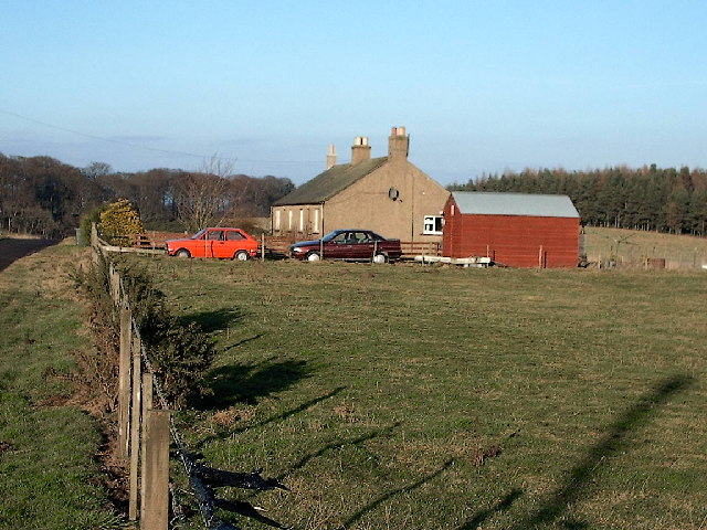 Cottages at Muir of Lour