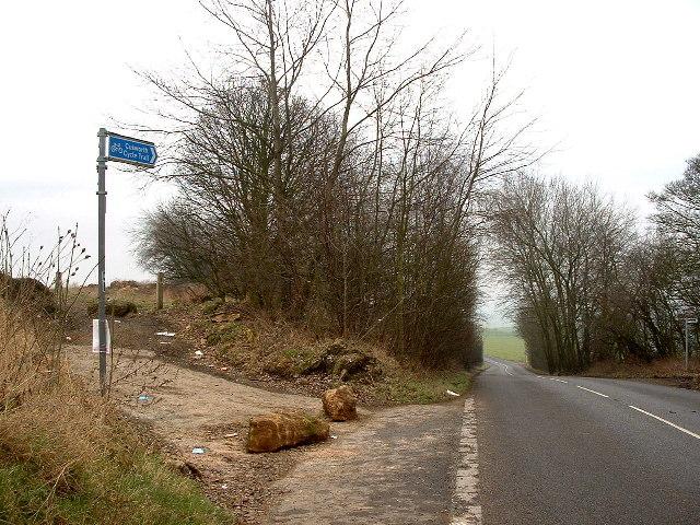 Hangman Stone Road