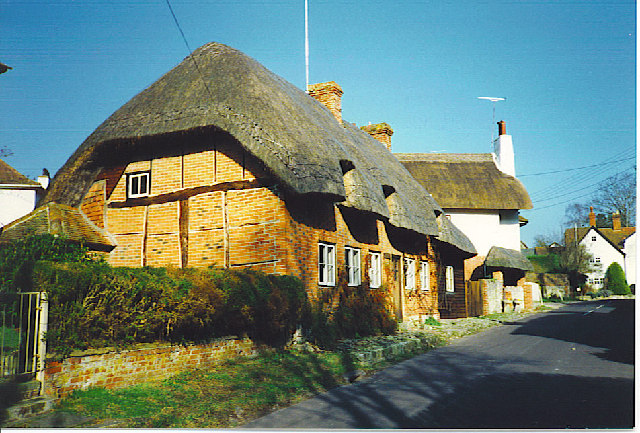Thatched Cottage, Selborne.