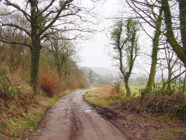 Bridleway to Kitchen Ground