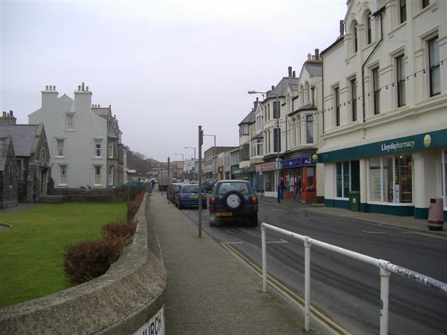 Church Road, Port Erin, Isle of Man