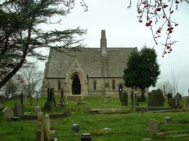 St John's Church Cadeby