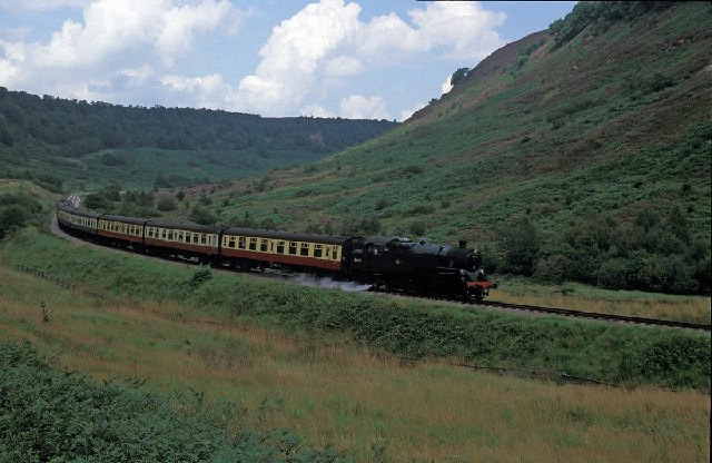 North York Moors Railway - North Dale