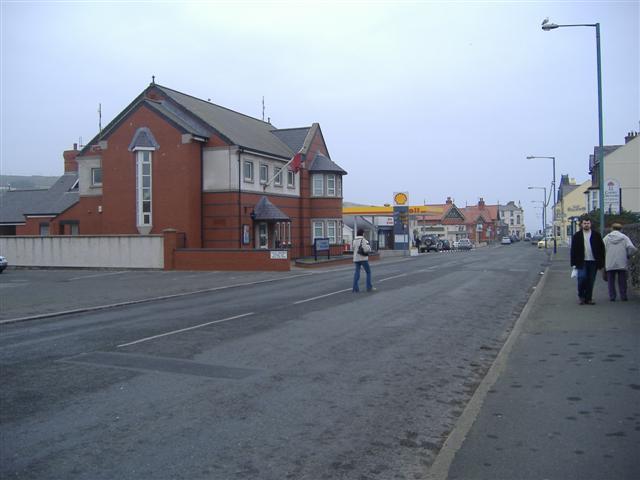 Station Road, Port Erin, Isle of Man.