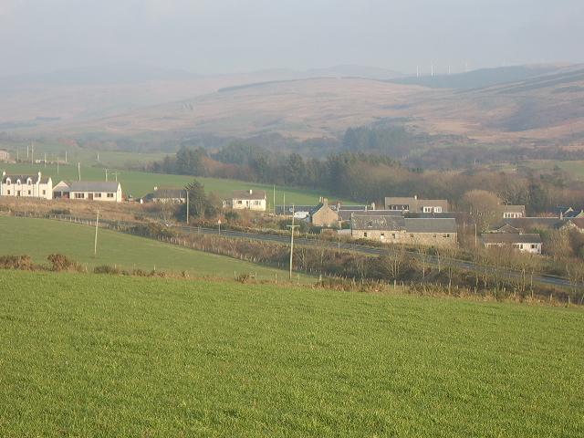 Glenbarr Village, Kintyre