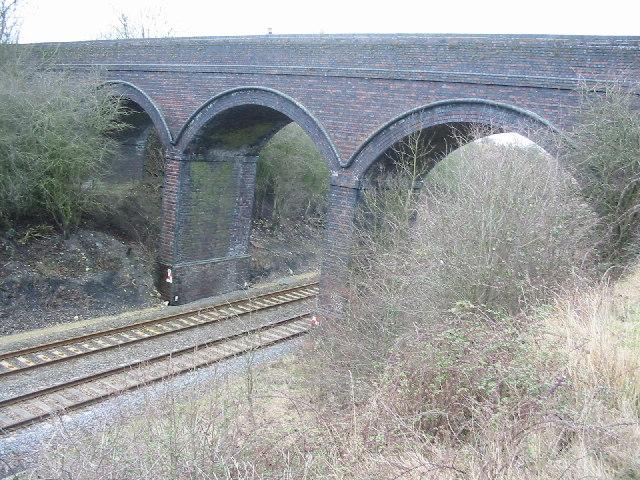Railway bridge, Ardley