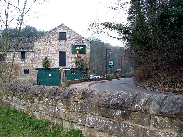 The Boat Inn, nr Sprotbrough Bridge