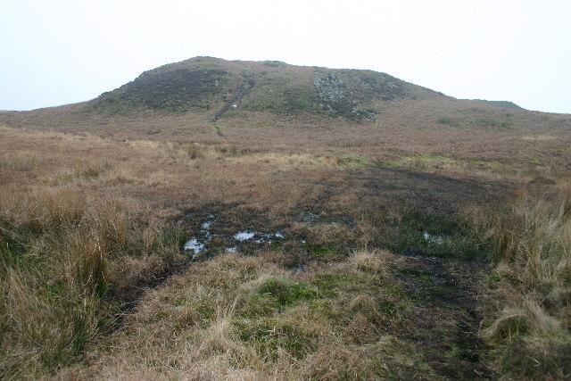 Squidgy Bog on Muncaster Fell.