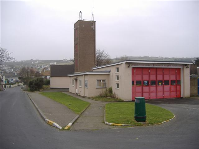 Fire Station, Port Erin, Isle of Man.