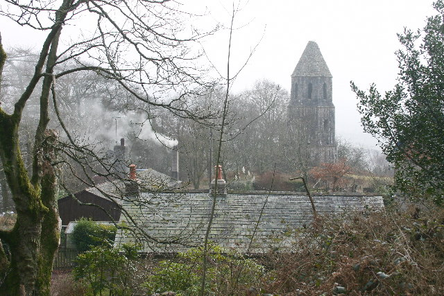 Chapels and Monument, Muncaster