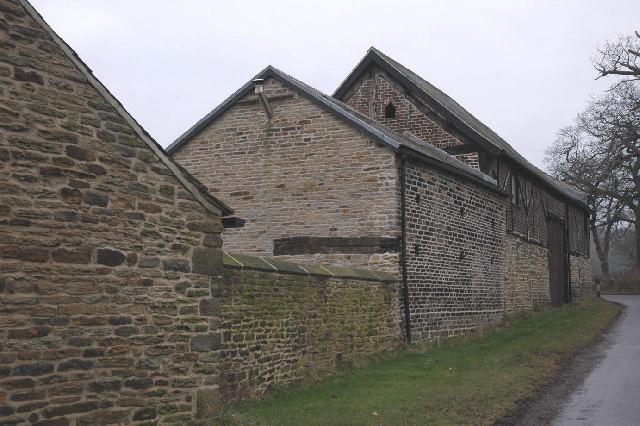 Falthwaite Grange Farm