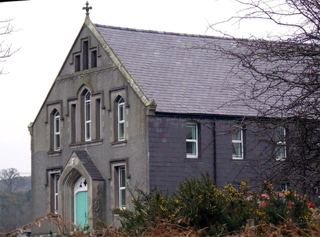 Old chapel in Sling