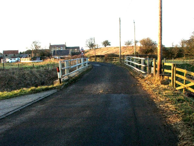 Kirkley Mill Bridge