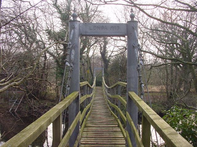 Stock's Bridge