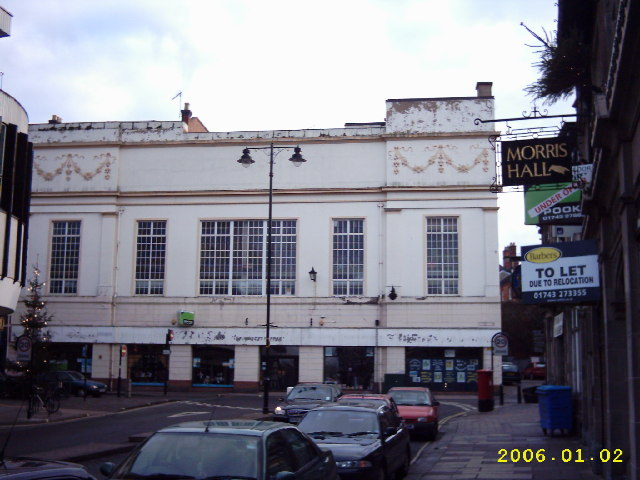 The Old Theatre Royal