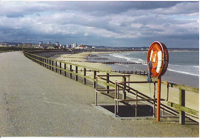 The Promenade at Fittie.