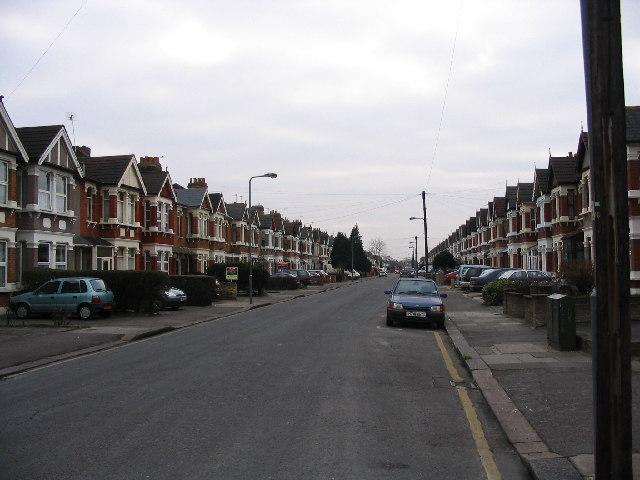 Ilford street scene