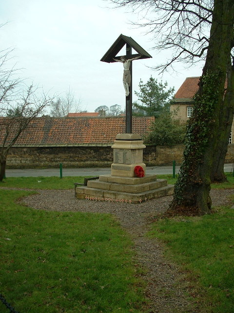 War Memorial, Hickleton