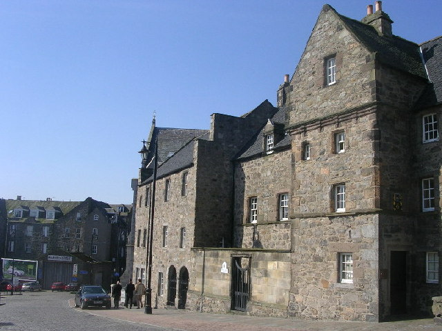 Provost Ross' House