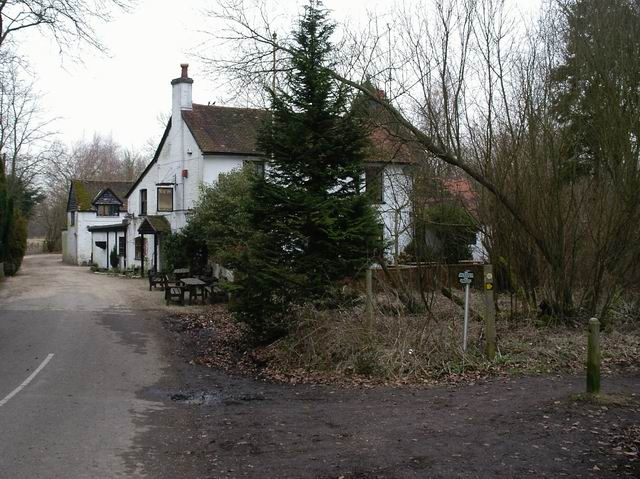 The Bush Inn, Ovington
