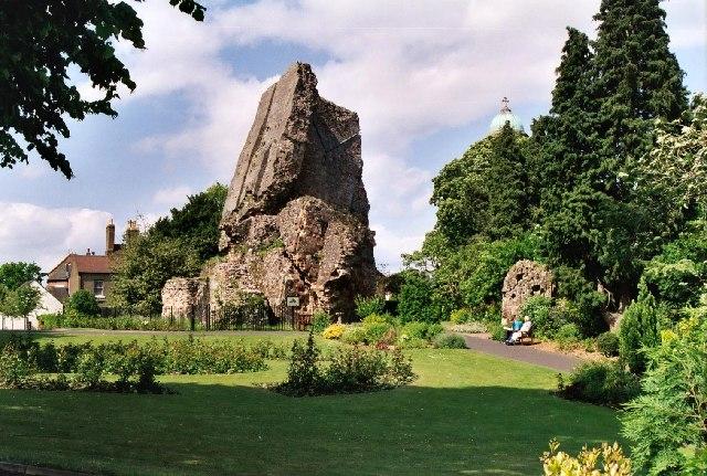 The Castle Keep, Bridgnorth, Shropshire