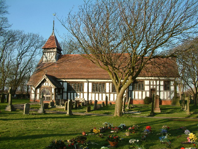 Altcar Parish Church