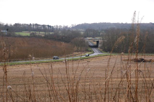 Brough Green Bridge