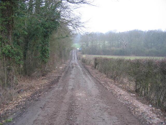 Footpath to Walton Hall