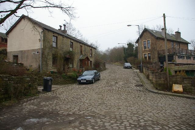 Printworks Cottages, Lower Barnes Street Clayton-Le-Moors