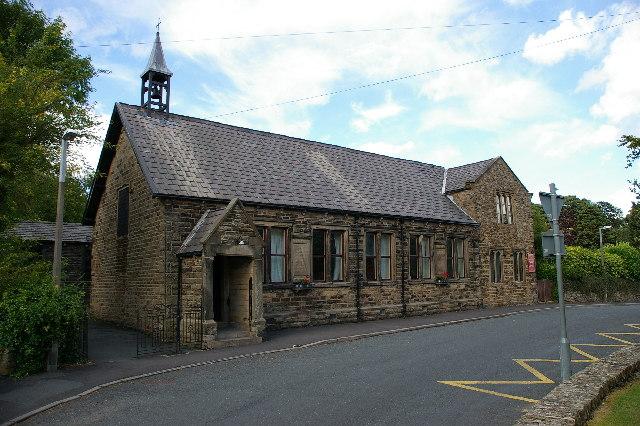 St Peter's C of E Church, Simonstone