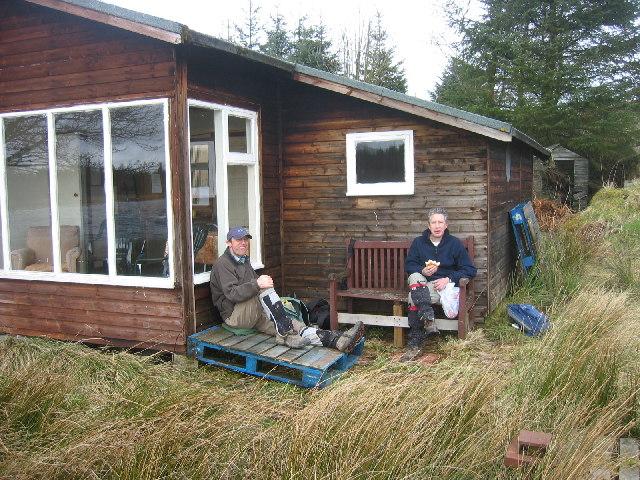 Skipjack Fishing Lodge at Blackaburn Lough