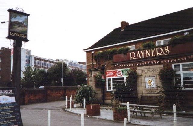 Rayner's Public House