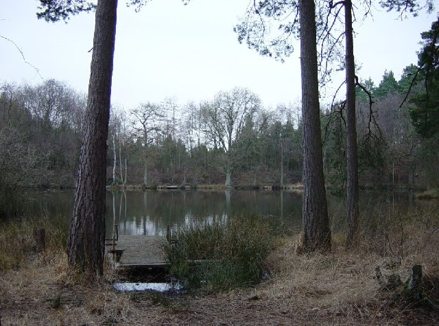 Island Pond, Buchan Country Park