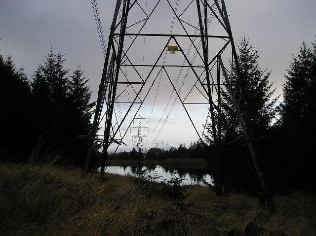 Ladymuir Reservoir