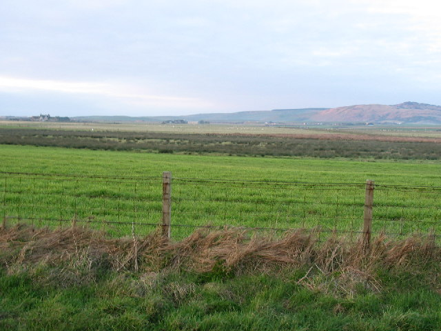 Looking towards the Aros Moss from Machrihanish road.