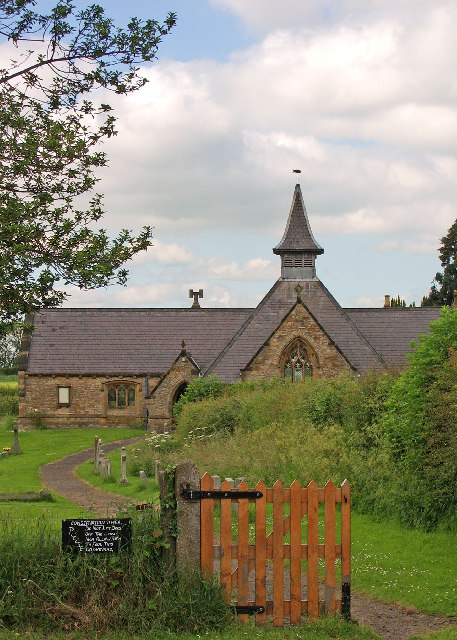 St. Mary's Church, Bagby