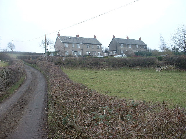 Cottages near Priest Hutton