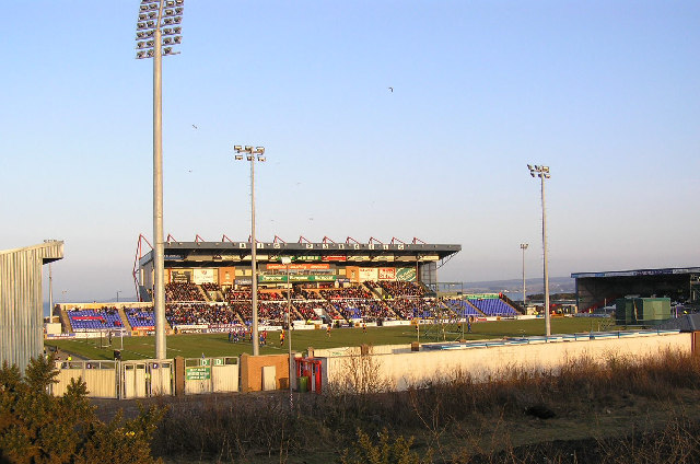 Inverness Caledonian Thistle FC, home stadium