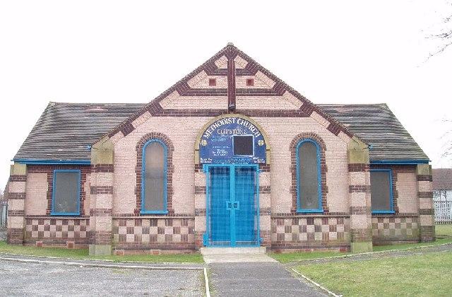 Methodist Church, Clipstone