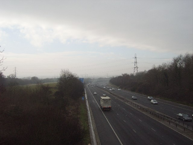 M27 Junction 3, Nursling
