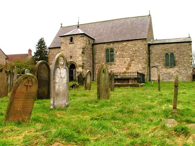 All Saints Church, Old Byland