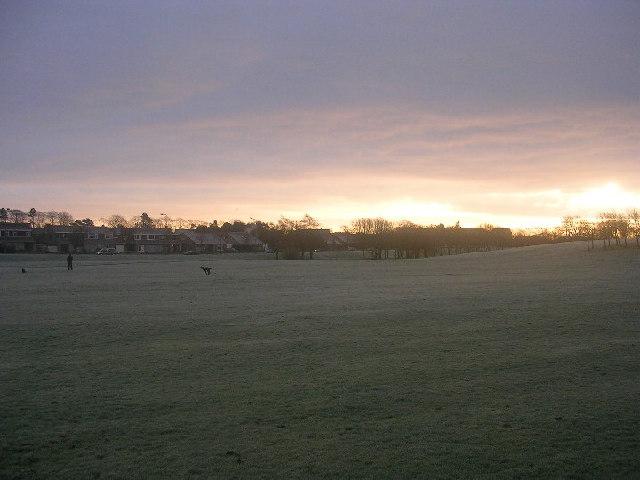 Frosty Morning at Summerhill