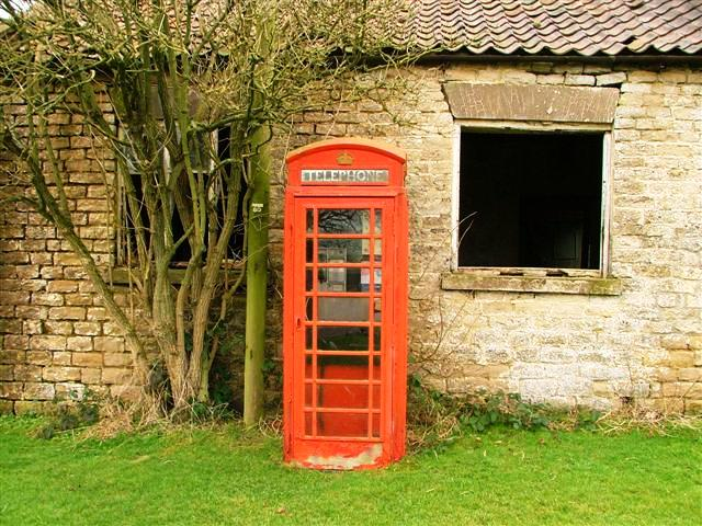 Telephone Box, Old Byland