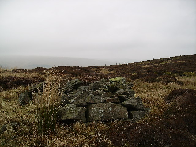 Cairn Saddle Hill