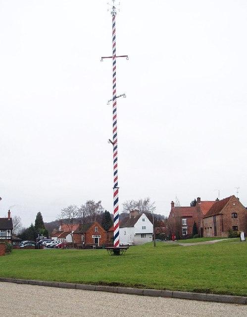 Maypole, Wellow