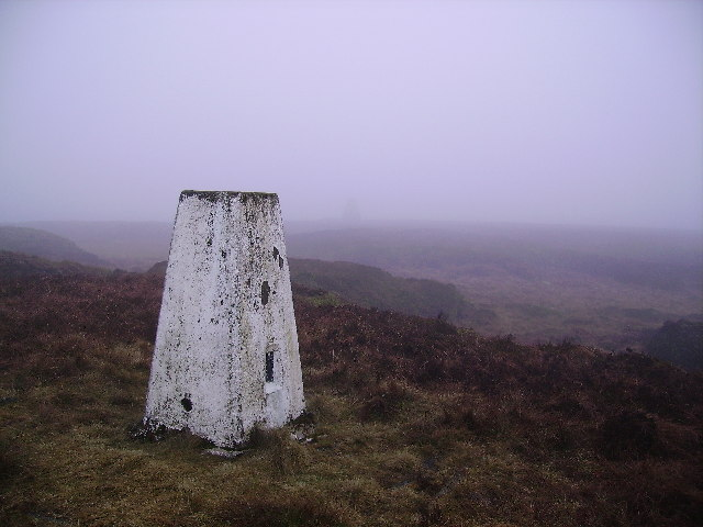 Trig Pillar White Hill