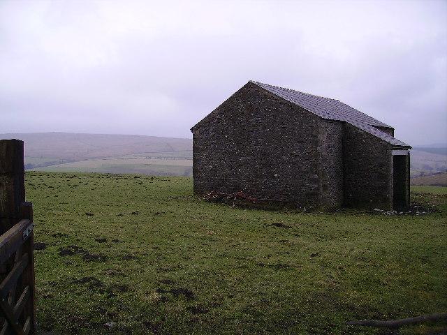 Barn Near Brunton Laithe